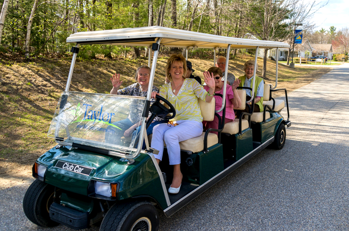 Lifecare Retirement Community in Laconia NH