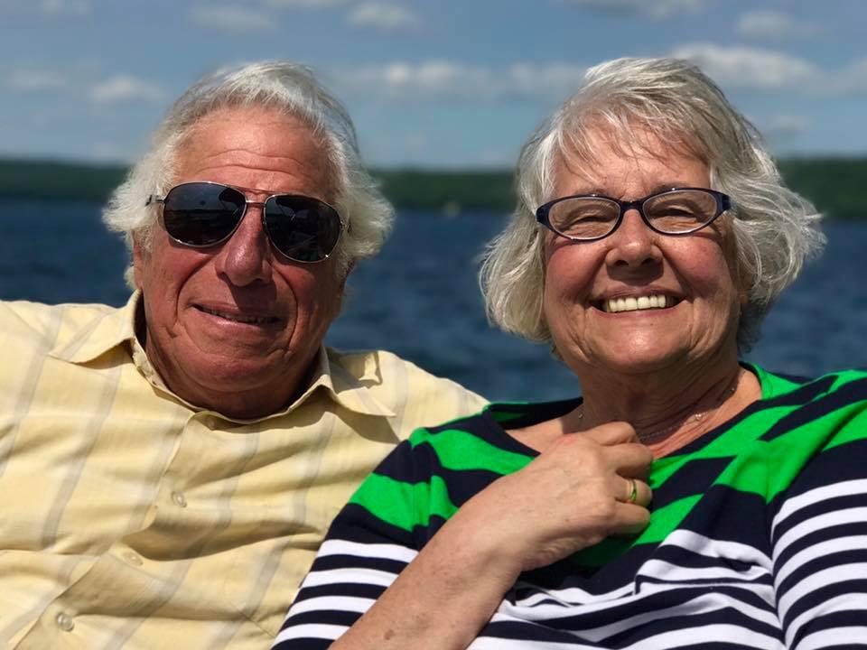 Couple Enjoying New Hampshire Retirement Community