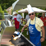 Enjoy outdoor activities with your friends at Taylor Retirement Community in Laconia NH