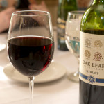 Sip some wine with dinner at Taylor Retirement Community