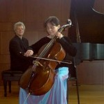 Duo Andacht in concert at Taylor Community