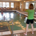 Stay healthy with aquatic exercise at Taylor Retirement Community