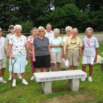 Enjoy the outdoors at Taylor Retirement Community in NH