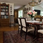 Dine in your own dining room at Taylor Retirement Community