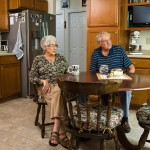 Dine in your own kitchen at Taylor Retirement Community