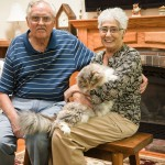 Don't forget your pet at Taylor Retirement Community