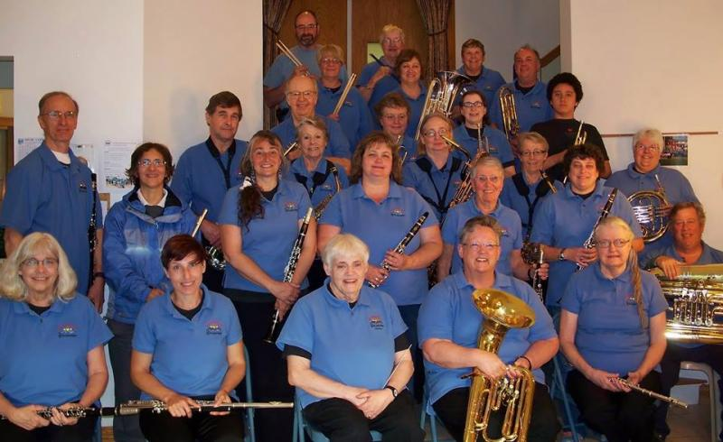 2015 New Horizons Band of Lakes Region