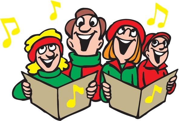 christmas-carols-clip-art-185362 - Taylor Community