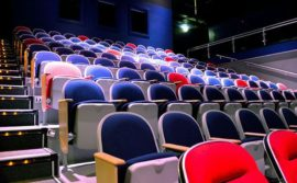 Winni Playhouse Theatre Seats