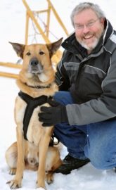 Bob Cottrell and Chinook